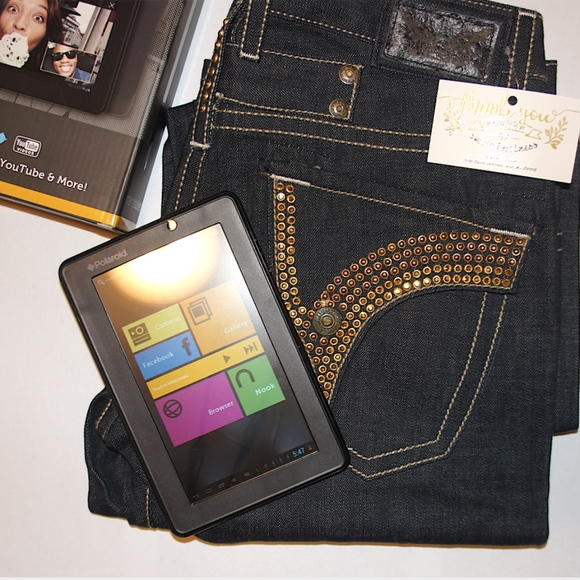 Robin's Jean Other - Robin's Jean 31 Men's with free tablet